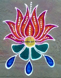 Simple and Easy Rangoli Designs With Dots For Home Best Diwali Kolam Photos Indian Rangoli Designs, Rangoli Designs Latest, Simple Rangoli Designs Images, Rangoli Designs Flower, Rangoli Border Designs, Rangoli Designs With Dots, Beautiful Rangoli Designs, Rangoli Borders, Rangoli Patterns