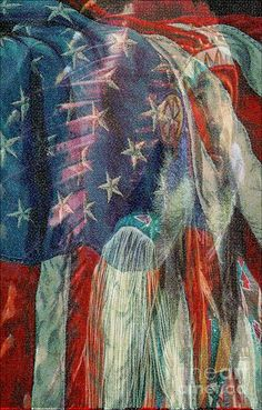 fine oil native american paintings | Native American Mixed Media - Native American Fine Art Print