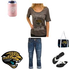 Memorial Day Weekend Cookout, created by jaxjaguars on Polyvore. I want it allllllll