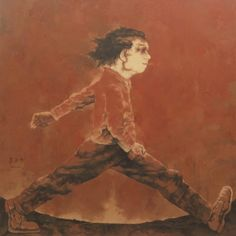 Su Xinping On the Run, 2010 © Su Xinping