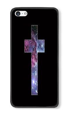 iPhone 5C Case AOFFLY® Galaxy Space Cross Black PC Ha... http://www.amazon.com/dp/B014ENWNZS/ref=cm_sw_r_pi_dp_oAulxb1X551BV
