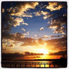 Sunrise in Orange Beach, AL