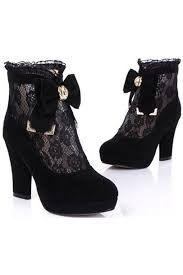 Resultado de imagen para lolita shoes