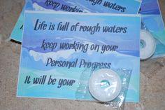 Personal Progress reminders!