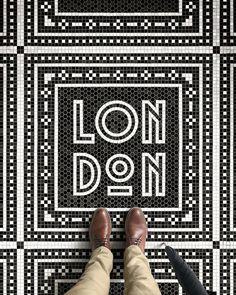 Fauxsaics Series Combines Mosaic Art with Travel-Inspired Typography