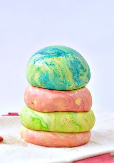 Supersoft Playdough Recipe that is good for your skin