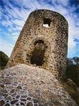 Mount Healthy on Tortola features the intact remains of a thickly walled stone windmill, once part of an 18th century sugar plantation. It is the only such windmill on Tortola. The park can be reached along the road which leads from Ridge Road down to Brewer's Bay, located on Tortola's north shore.    The 18th century windmill located at Mount Healthy, belonged to the area's wealthiest planner. Slaves harvested and processed raw cane into sugar at this extensive sugar