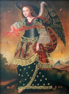 san uriele arcangelo