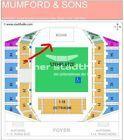 #Ticket  MUMFORD AND SONS 19.05.16 Wien Stadthalle 2 BESTE SITZPLATZ Karten zu verkaufen #Ostereich