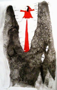 Little Red Riding Hood: Gelli and Liberté Hazel Terry