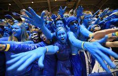Duke University fans!