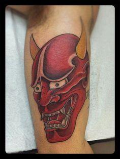 Hannia tattoo