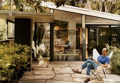 We've featured homes from virtually every continent, in locations as far ranging as busting metropolises to serene suburbs to remote islands, with architectural programs equally as diverse. However, the one style most emblematic of Dwell as a whole seems to be that of the mid-century (the name check in this video at about 30 seconds in is one example). In the following slideshow, view an assortment homes.