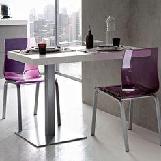 """Chaise design """"Lisbonne"""" par Domaitalia chez Delamaison"""