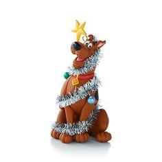 "Hallmark Keepsake Ornament ""Scooby-Doo Shines Through"" (2013)"