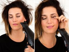 The Crazy Eyelash Curling Hack You HAVE to Try via Brit + Co.