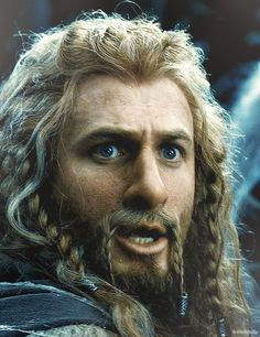 When Fili realized his little brother was in danger