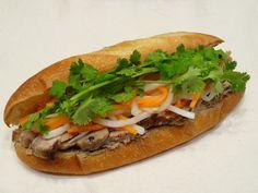 バインミー(高田馬場)☆サンドイッチ(ベトナムサンドイッチ)