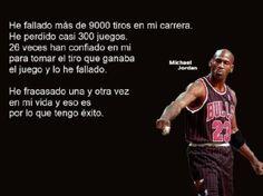 Michael Jordan - Éxito