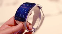 Hands-on: Is Samsung's bold Gear S ahead of the smartwatch curve? Gizmag goes hands-on with Samsung's boldest smartwatch to date, the Gear S