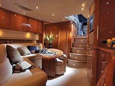 Interno Sunseeker 53 Portofino 1 | Yacht e Vela 8150