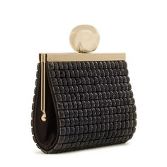 square encrusted small framed lella