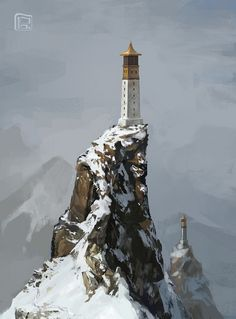 Creative Digital Illustrations by George Redreev-*Illustrator in Russia, George