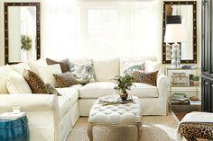 Guide to choosing throw pillows | Ballard Designs