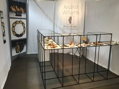 Bound Earth Jewelry Display using Absracta Modular Display 13mm system in Matte Black. https://www.abstracta.com/