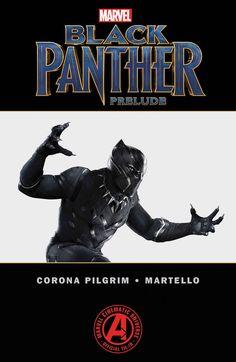 BLACK PANTHER PRELUDE #2Conoces a la PANTERA NEGRA de Capitán América de Marvel: Guerra Civil, ¡pero nunca lo has visto en una misión en solitario tan mortal como esto! ¡La conclusión de esta historia ALL-NEW ambientada en el Universo Cineasta Marvel es una lectura obligada antes de que la Pantera Negra de Marvel llegue a los cines