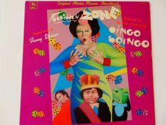 Rare Soundtrack Record  Forbidden Zone  Danny by notesfromtheattic