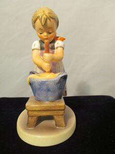 Hummel Figurine Goebel Baking Day 330 by MyRedFlamingo on Etsy, $55.00