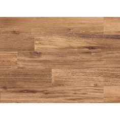 Style Selections Natural Timber Gunstock Glazed Porcelain Indoor/Outdoor Floor Tile (Common: 6-in x 36-in; Actual: 5.79-in x 35.96-in)