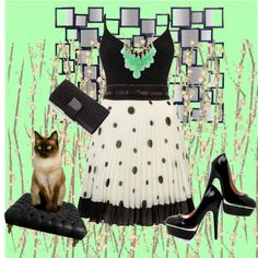 The Sophisticate, created by moi, Lexi Bee :D sugarbear98.polyvore.com