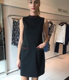"Donne Vincenti su Instagram: ""Nuovi arrivi #donnevincenti #newcollection #Spring2016 #michaelkors #dress #black #instaglam #albafashion"""