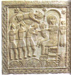 Altare del duca ratchis, 730-740, cividale museo cristiano 3 - Altare del duca Rachis - Wikipedia