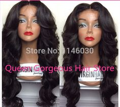 Full Lace Human Hair Wigs / lace front wig glueless With Baby Hair brazilian Bleached Knots virgin hair for Black Women in stock-in Wigs from Beauty & Health on Aliexpress.com | Alibaba Group
