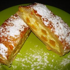 Sweet Cookies, Hungarian Recipes, Strudel, Cookie Recipes, French Toast, Cheesecake, Food And Drink, Baking, Breakfast