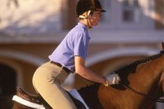 10 Time-Tested Rider Position Fixes | Practical Horseman
