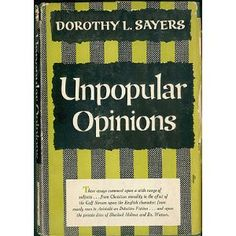 A book of essays by Dorothy L Sayers, who is best known as a writer of detective stories. She was also one of the first women to graduate from Oxford University, and a great theological and philosophical thinker. I don't always agree with her, (though I often do!) but she always makes me think, and she has a very down-to-earth way of looking at things that cuts straight to the guts of whatever issue she's talking about. Over all, I'd say she was one of the most sensible people who ever…