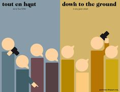 Paris vs New York As Seen by French Graphic Artist Vahram Muratyan - Image 30 | Gallery
