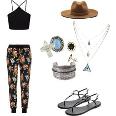 Sem título #414 by lararebeca on Polyvore featuring moda, Miss Selfridge, Markus Lupfer, Giuseppe Zanotti, Rebecca Taylor, House of Harlow 1960, Wet Seal, Forever 21 and rag & bone