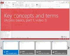 How to Learn Microsoft Access: 5 Free Online Resources