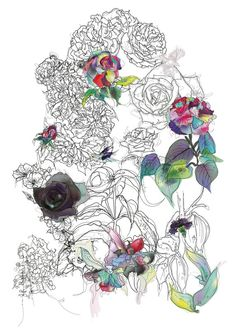Beautiful - from the Etsy shop of LisaStannard (Lisa Stannard Prints)