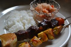 Spice Up your Life: Barbecue Skewer Shish Kabob Set #ProductReview