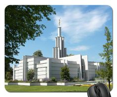 I would love -  the hague mormon temple Mouse Pad, Mousepad (The Hague Mouse Pad, Cities Mouse Pad)