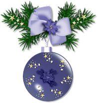 Boules de Noël -