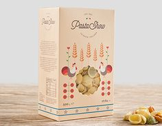 """Check out new work on my @Behance portfolio: """"Pasta Show"""" http://be.net/gallery/38587667/Pasta-Show"""