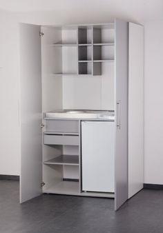 designLINE Schrankküche | Büroküche | Miniküche in Sommerfarben ... | {Schrankküche ikea 15}