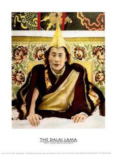 His Holiness, The 14th Dalai Lama Tenzin Gyatso